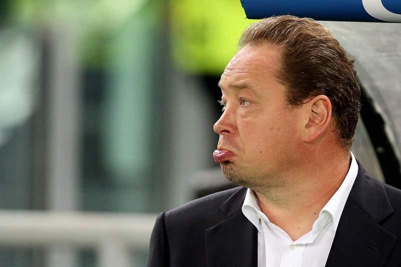 Leonid Slutsky, treinador do CSKA Moscovo