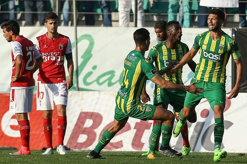 Tondela vs Braga