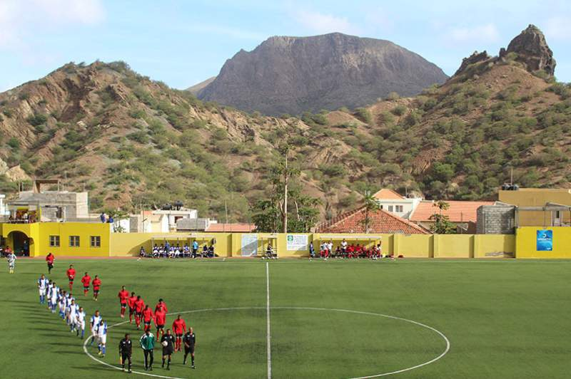 Estádio Orlando Rodrigues, São Nicolau