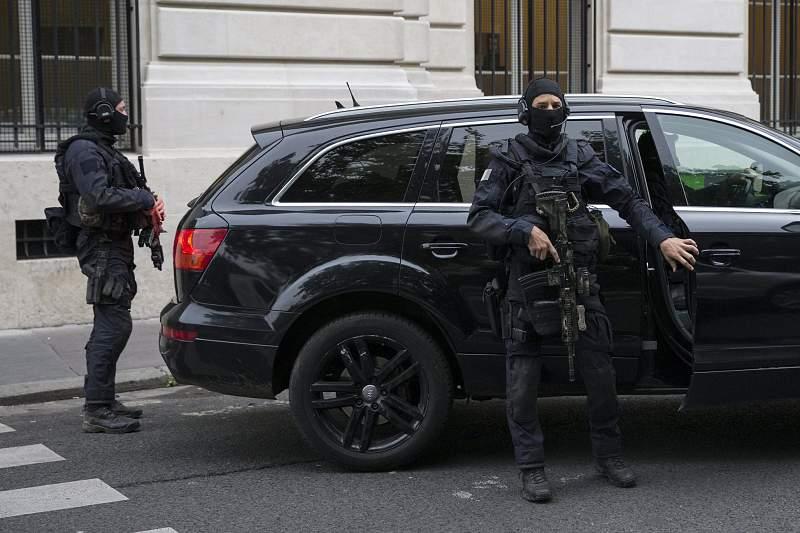 Segurança em França