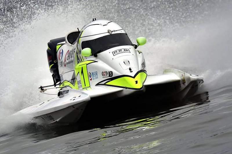 Phillipe Chiappe vence GP Portugal de motonáutica em Portimão