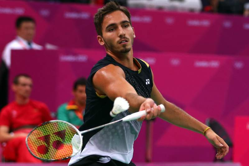 Badminton: Pedro Martins