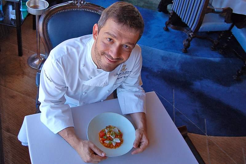 Miguel Rocha Vieira convocado a cozinhar para o Portugal-Hungria