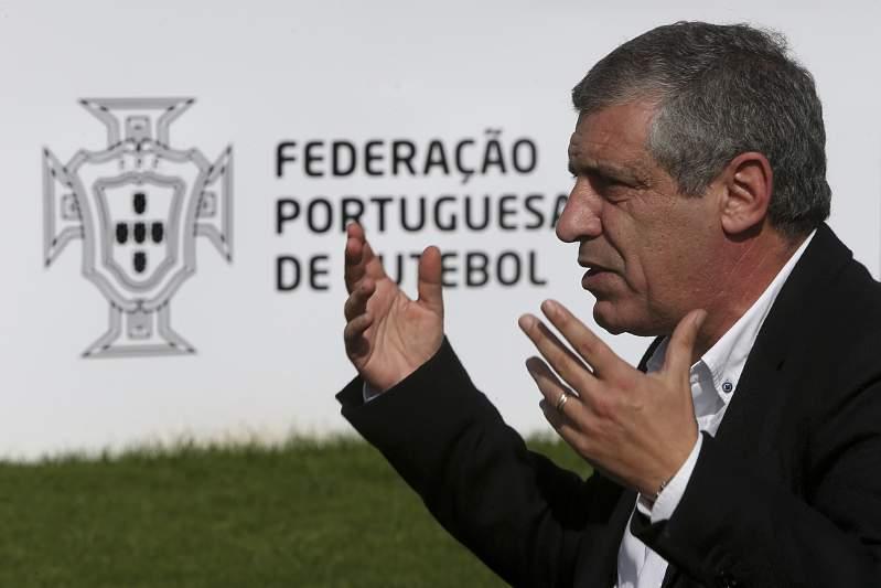 Entrevista: Selecionador nacional, Fernando Santos