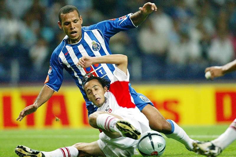 Luís Fabiano não conseguiu 'brilhar' no FC Porto