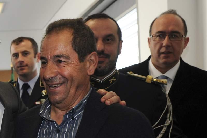 Octávio Machado, diretor para o futebol do Sporting