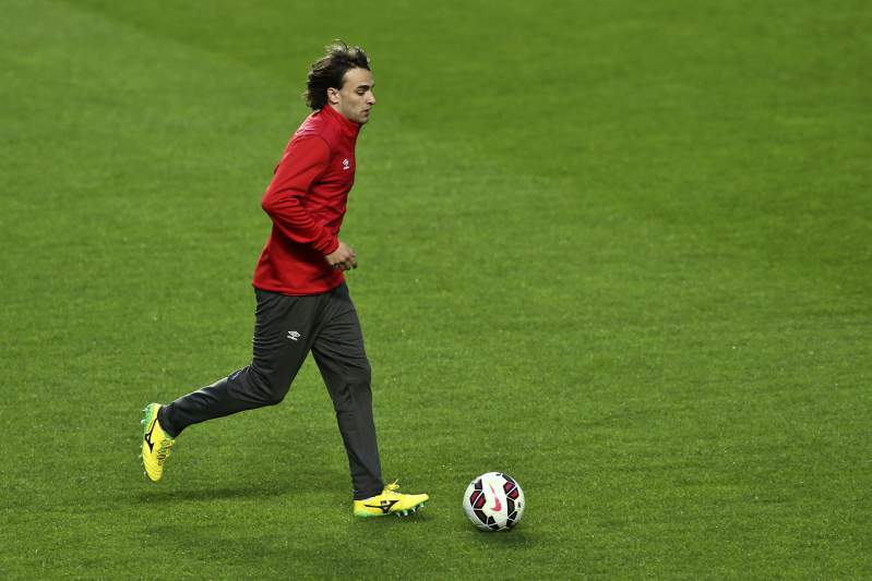 Markovic foi cedido pelo Liverpool ao Sporting