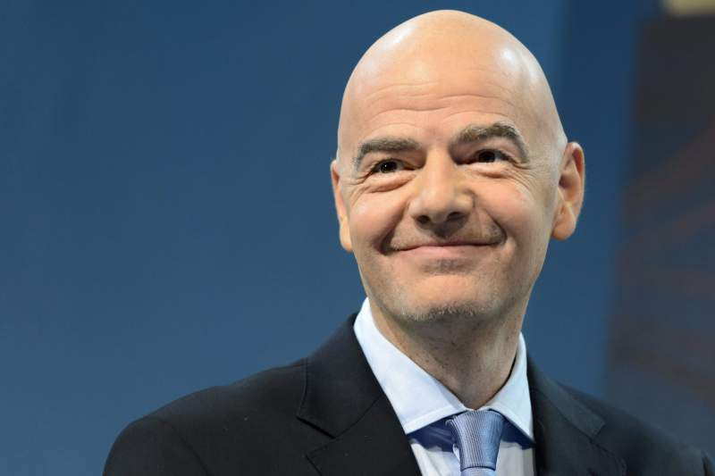 Infantino cleared by the ethics comitee