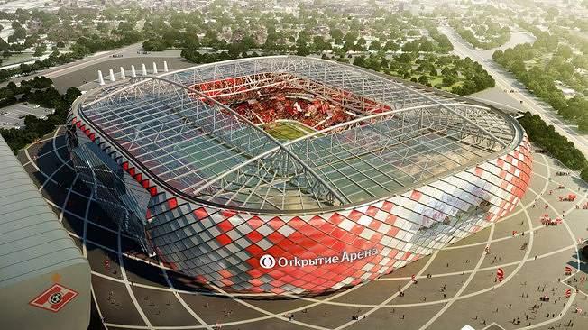 Estádio do Spartak