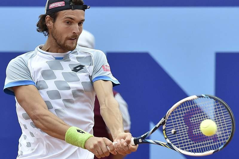 Swiss Open tennis tournament in Gstaad
