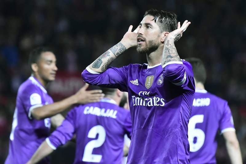 SEVILLA FC VS REAL MADRID