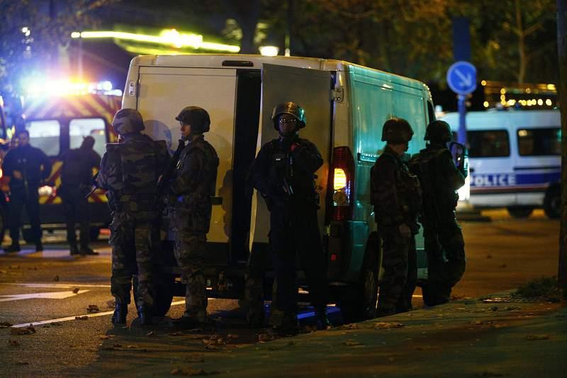 Atentadores em Paris
