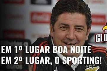 Meme do Sporting-Benfica
