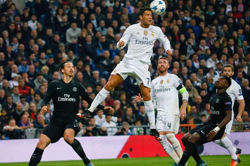 Real Madrid vs Paris Saint-Germain