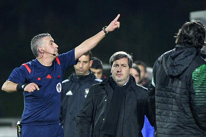 Arouca vs Sporting Lisbon