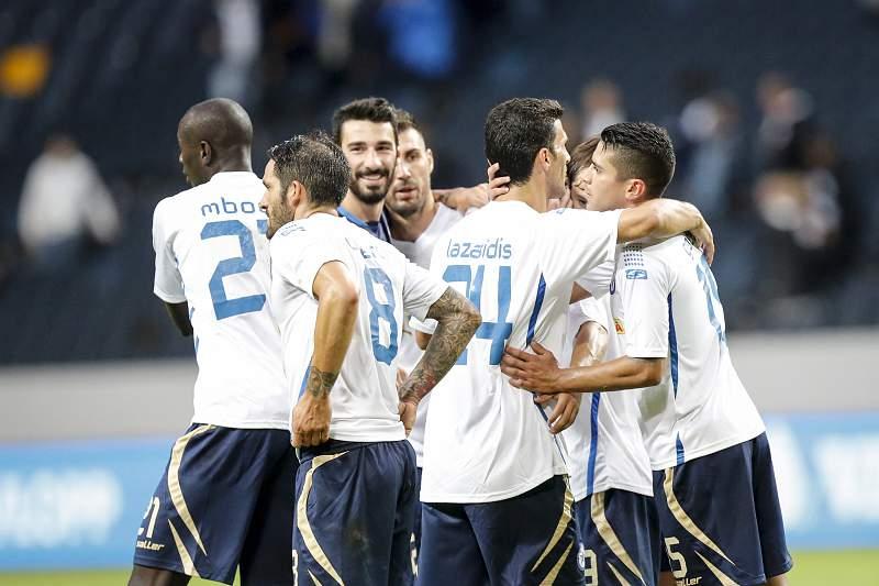 Atromitos, de Ricardo Sá Pinto, vence Iraklis com golo nos descontos