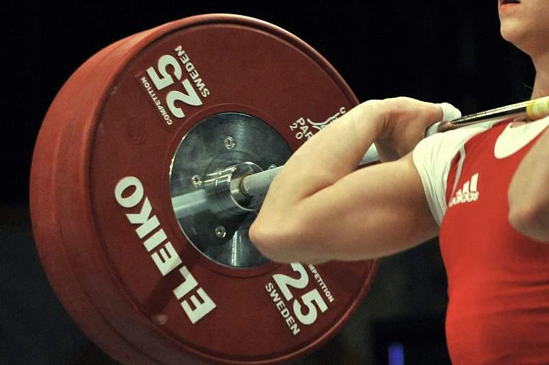 Yulia Kalina conquistou a medalha de bronze nos jogos olímpicos de 2012