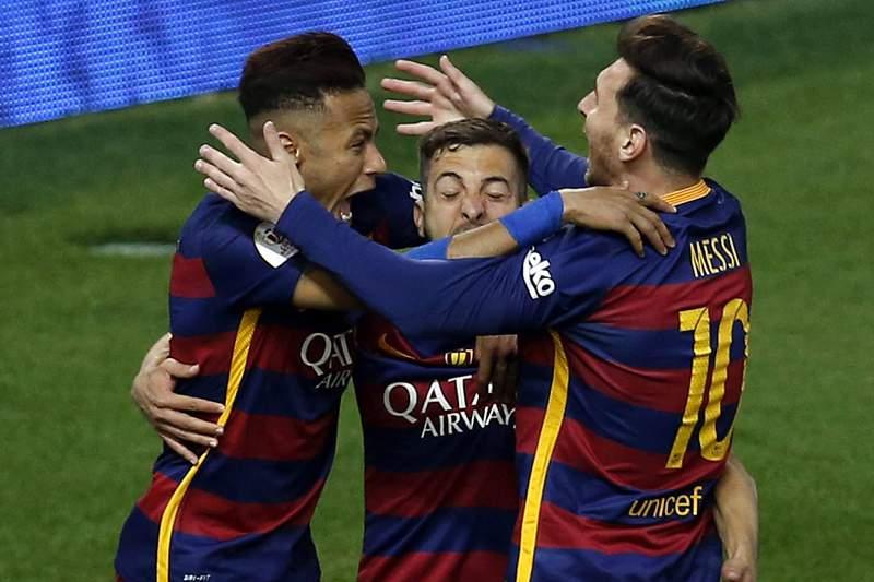 Barcelona Taça do Rei