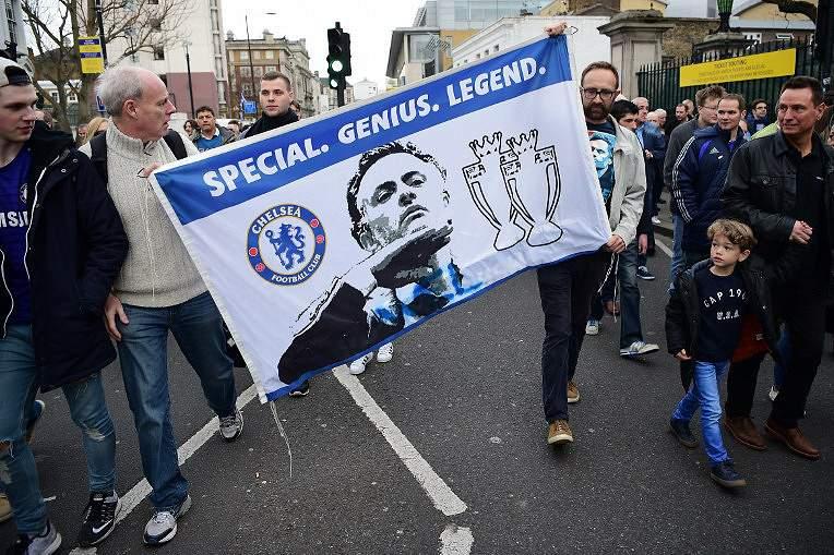 Mourinho é lembrado