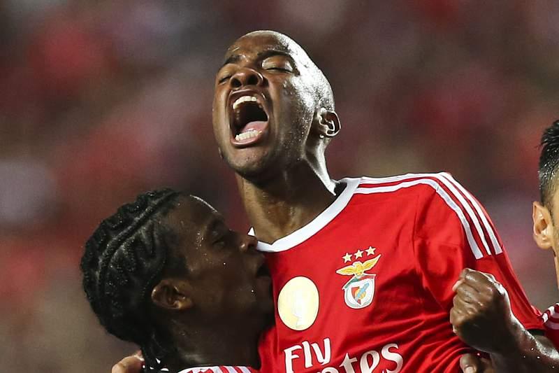 Nélson Semedo e Victor Andrade em foco no Benfica