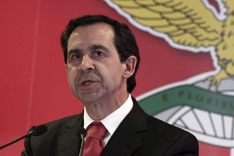 Rui Gomes da Silva, vice-presidente do Benfica