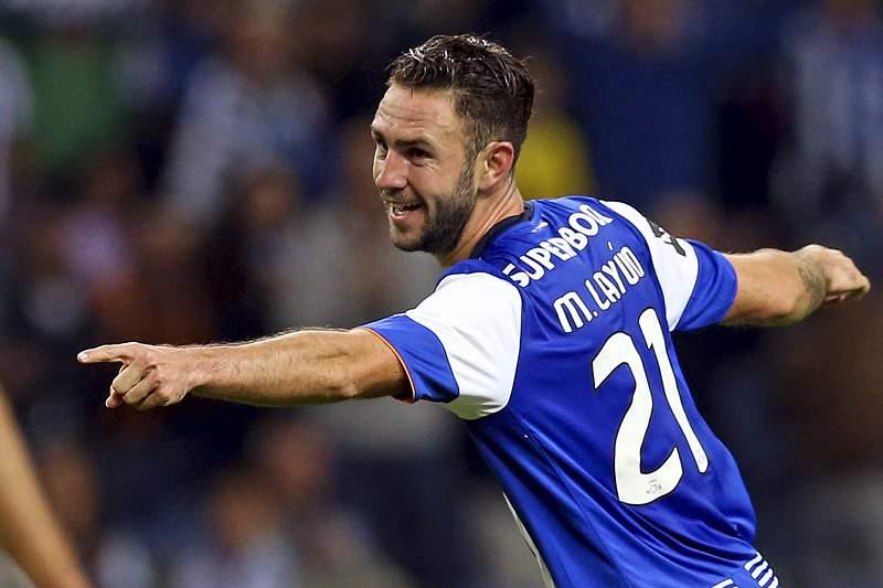 Miguel Layún marcou o segundo golo no Dragão frente aos sadinos