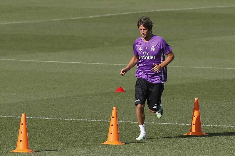 Fábio Coentrão é titular no Real Madrid