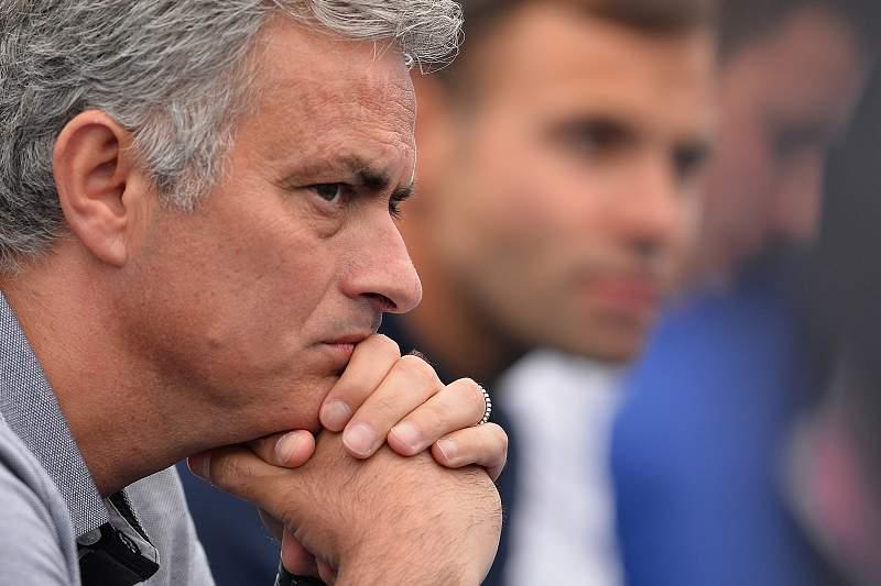 Mourinho revela que chorou quando Andy Murray venceu Wimbledon