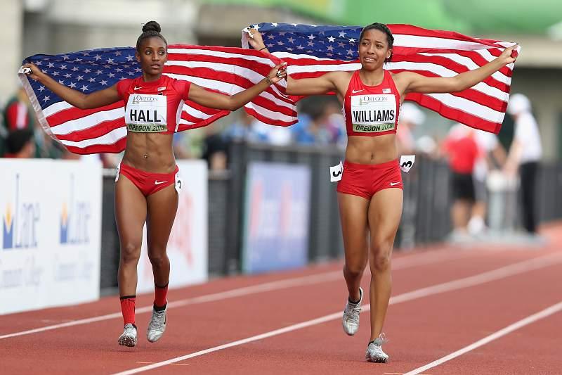 Atletismo EUA