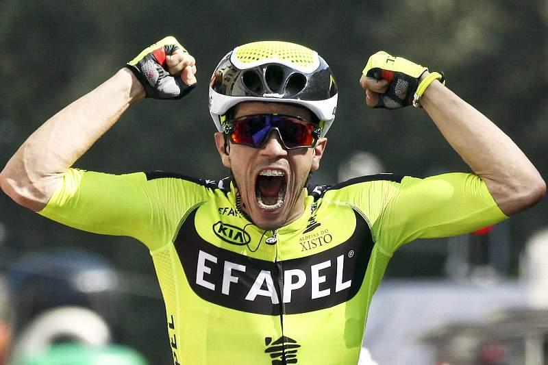 Daniel Mestre da Efape ganha nona etapa