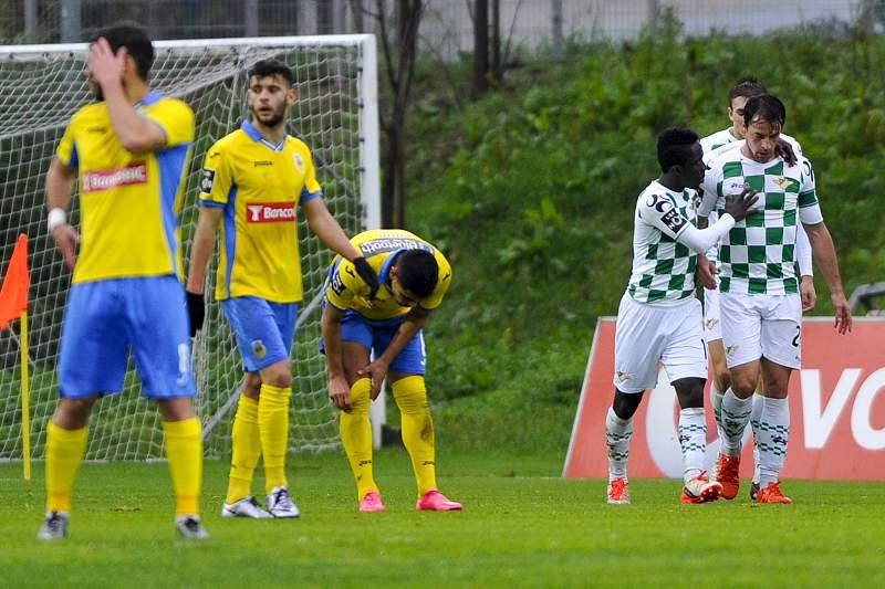 Pierre Sagna fez o golo do empate para o Moreirense