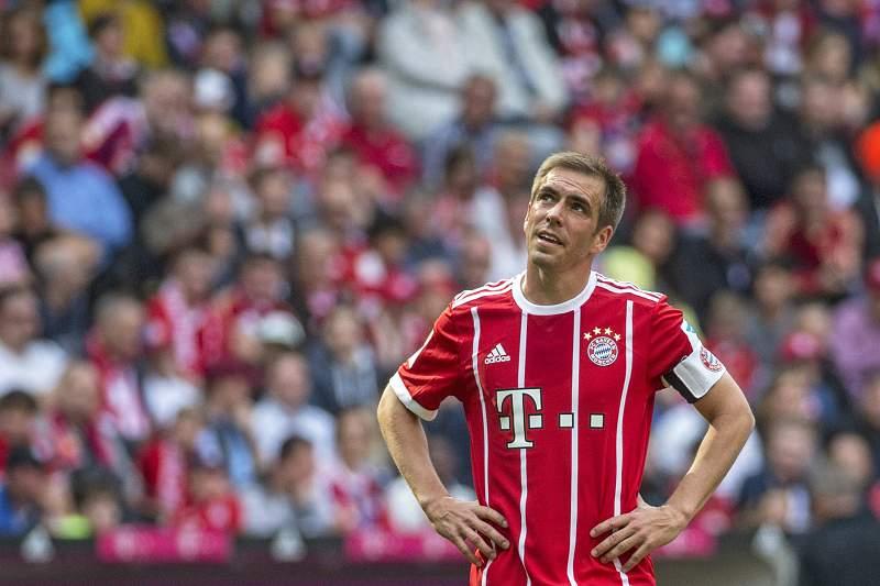 Philipp Lahm despede-se do futebol