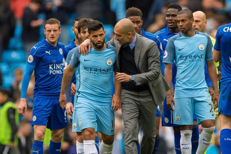 Manchester City vence Leicester num jogo marcado pela polémica