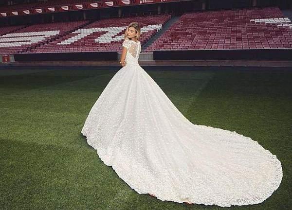 Vestidos de noiva do Benfica