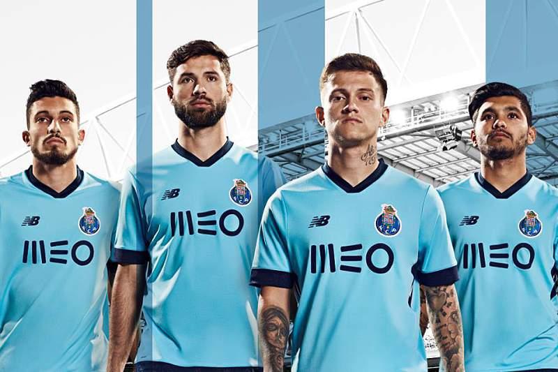 FC Porto revelou equipamento alternativo para 2017/2018