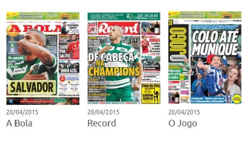 Revista de Imprensa 20/04