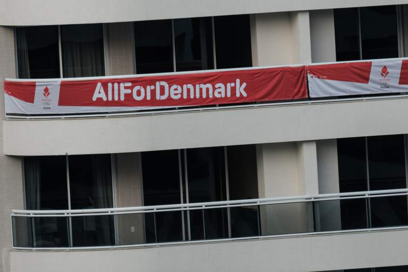 Aldeia olímpica: Dinamarca