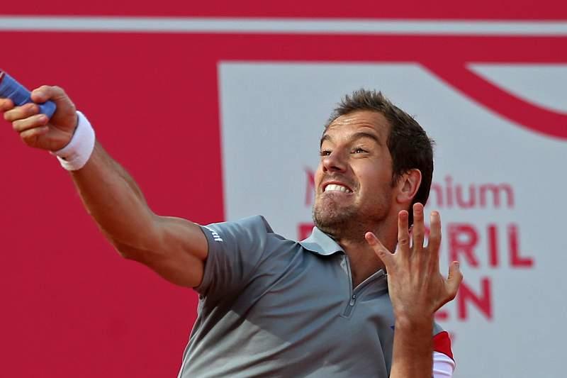 O campeão da edição inaugural do Millennium Estoril Open defendeu que começou bem o duelo frente ao argentino Carlos Berlocq.