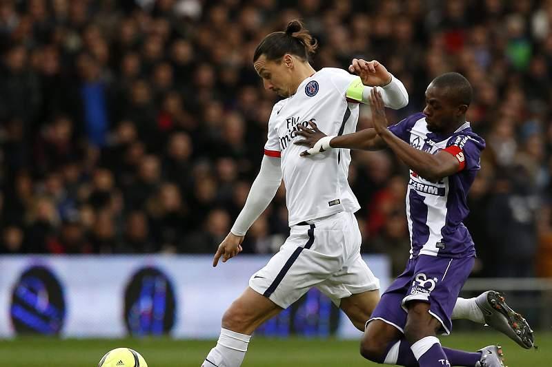 Toulouse FC vs Paris Saint Germain