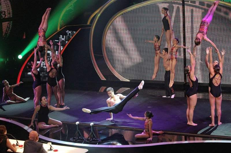 Ginástica acrobática