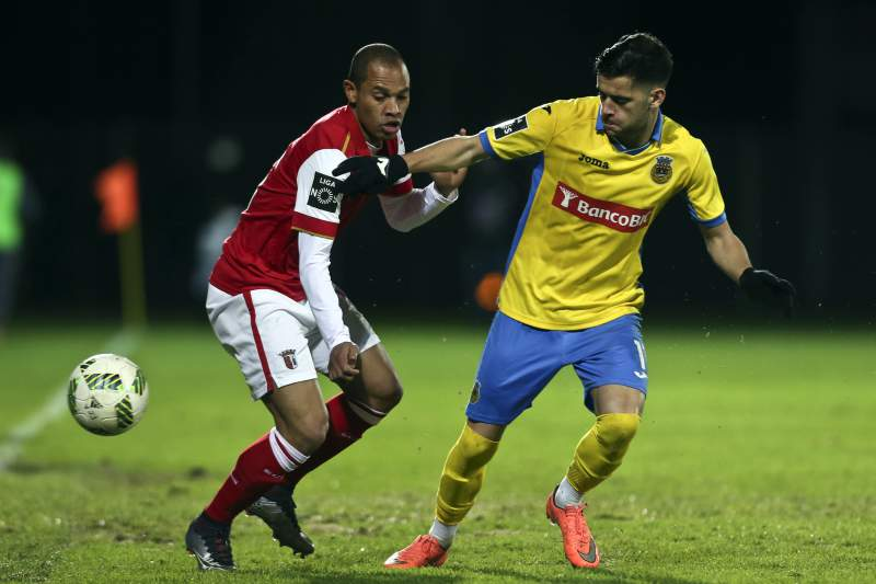 Arouca vs Braga