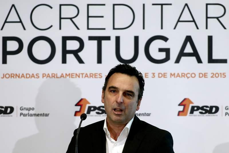 Virgílio Macedo, presidente da Distrital do Porto