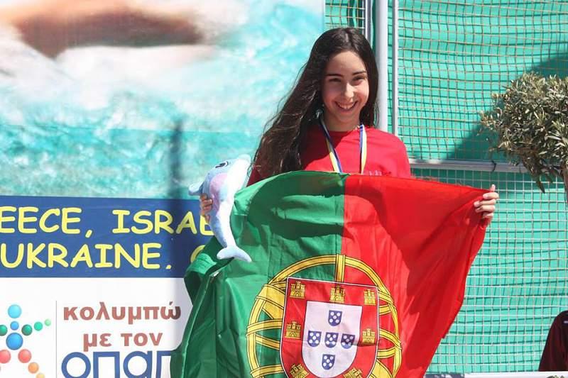 Ana Rita Faria, nadadora portuguesa