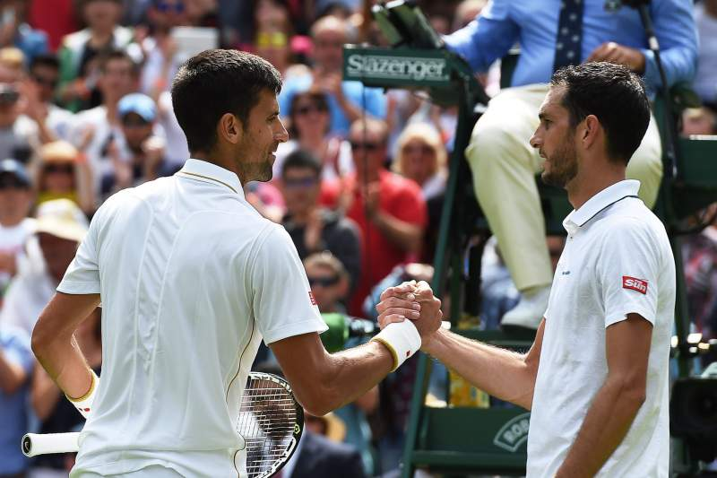 Djokovic entra a vencer no torneio de Wimbledon