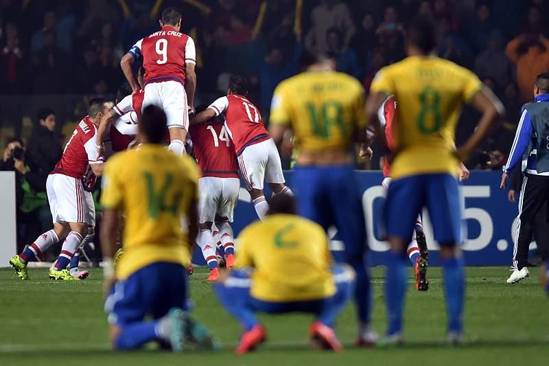 Brasil - Paraguai