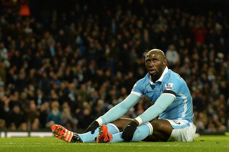 Mangala ao serviço do Manchester City