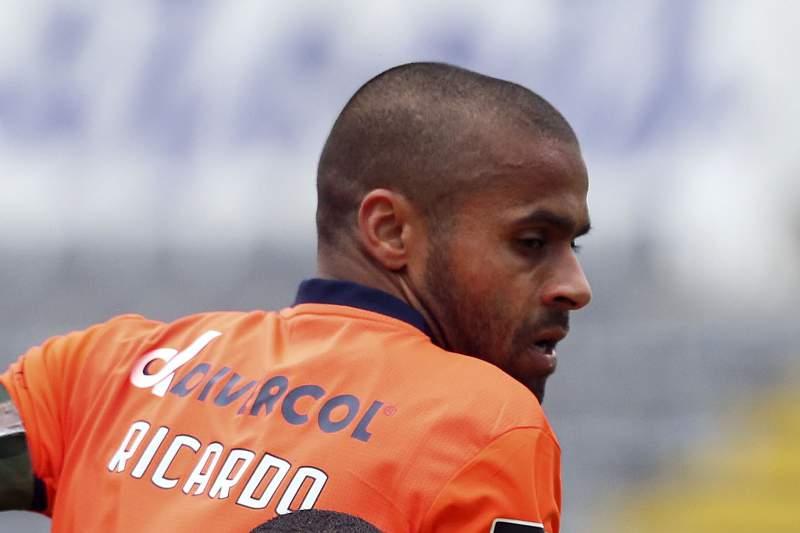 Ricardo, jogador do Paços Ferreira