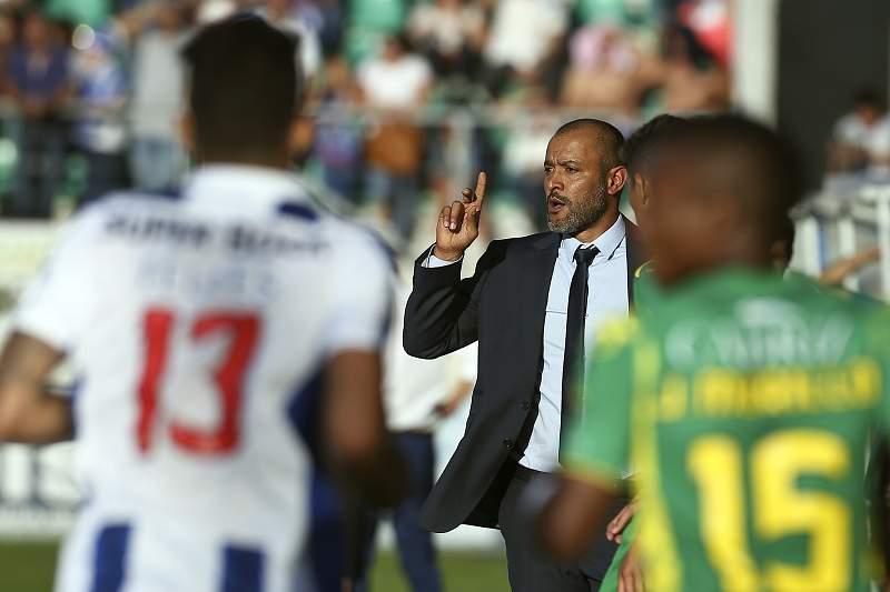 Tondela - FC Porto: Nuno dá instruções