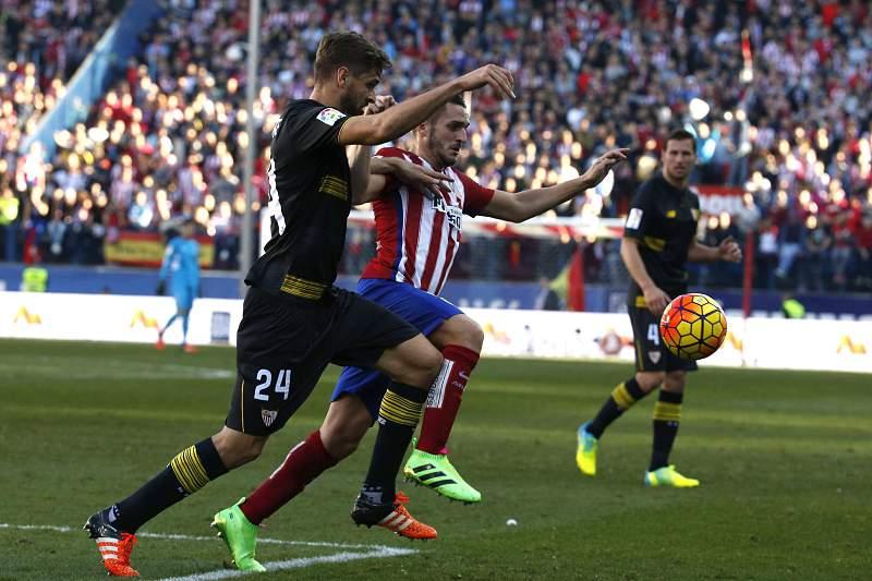Sevilha-Atlético Madrid