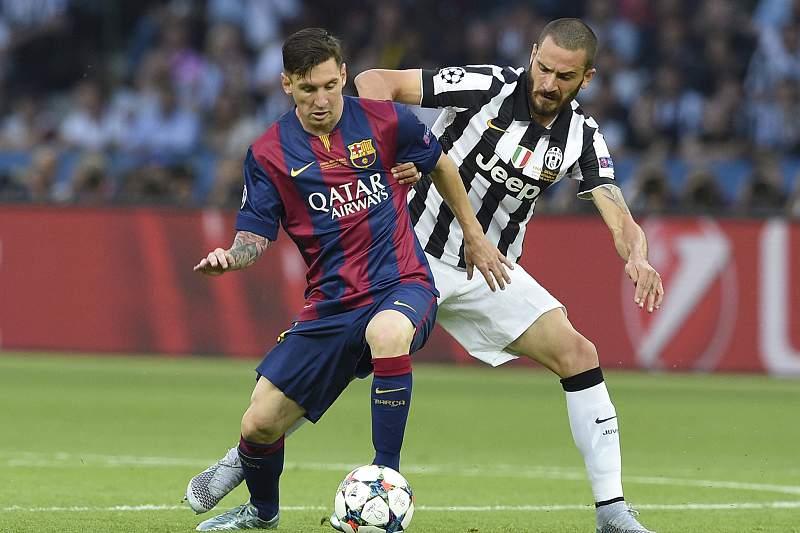 Messi e Bonucci